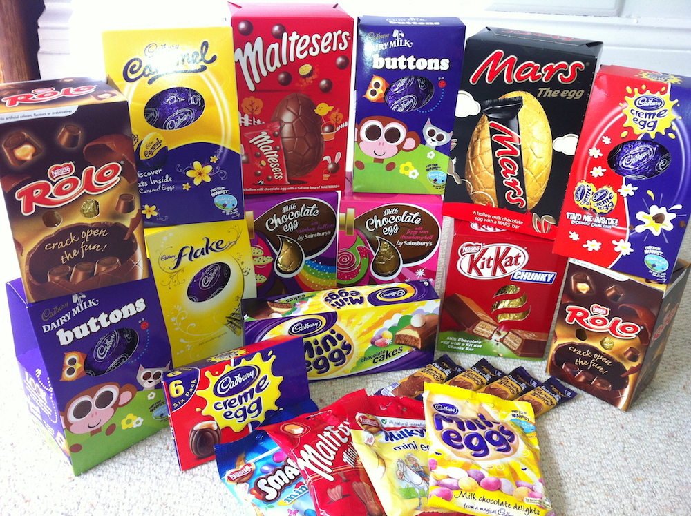 Easter Eggs and Bad Oral Health Care - Fillingz Dental Agency